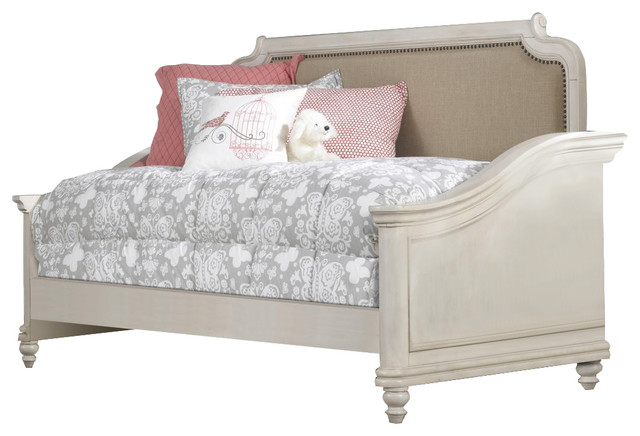 Samuel Lawrence Madison Day Bed, Antique White 8890-750.