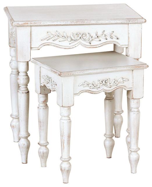 Romance Nesting Tables