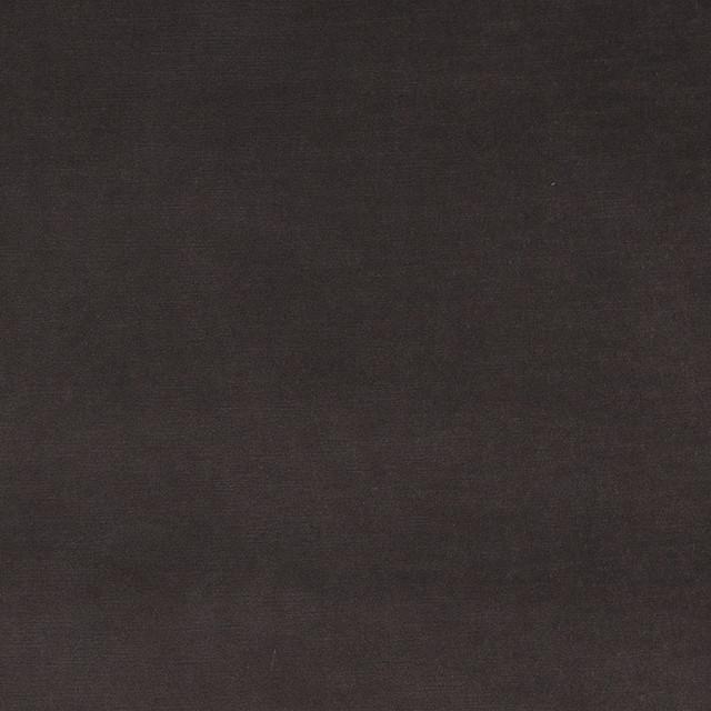 Dark Purple Plush Elegant Cotton Velvet Upholstery Fabric By The