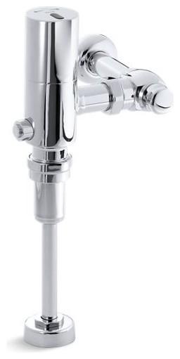 Kohler Wave Touchless Washdown 1.0 GPF Urinal Flushometer, Polished Chrome