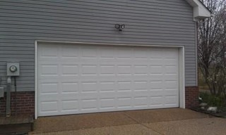 16x7 garage door16x7 Insulated garage door