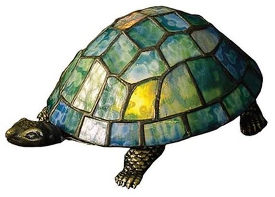 Meyda lighting 4h turtle tiffany glass accent lamp beach style meyda lighting 4h turtle tiffany glass accent lamp bluegreen beach aloadofball Gallery