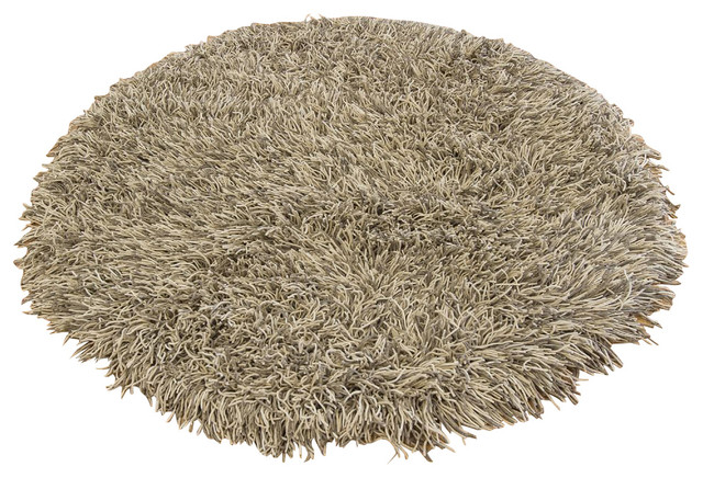 Shag Cyrah Area Rug Contemporary Area Rugs By RugPal