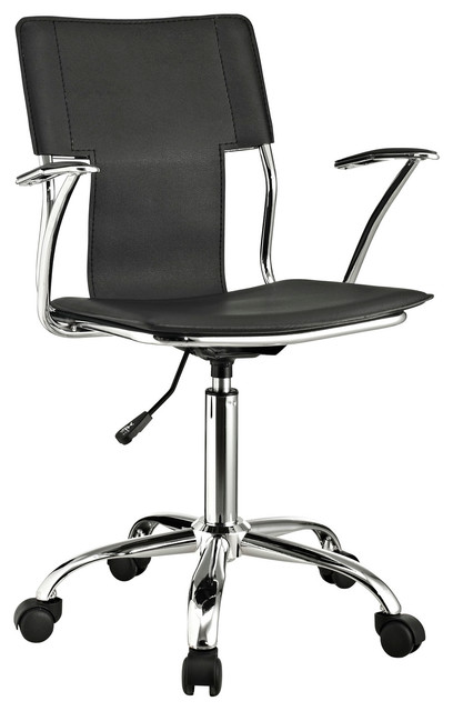Studio Office Chair, Black.