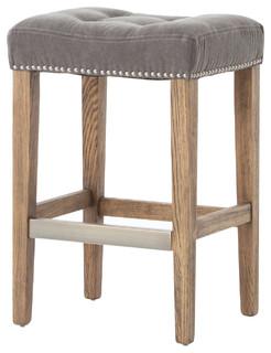 Groovy 12 Best Modern Farmhouse Bar Stools Bralicious Painted Fabric Chair Ideas Braliciousco