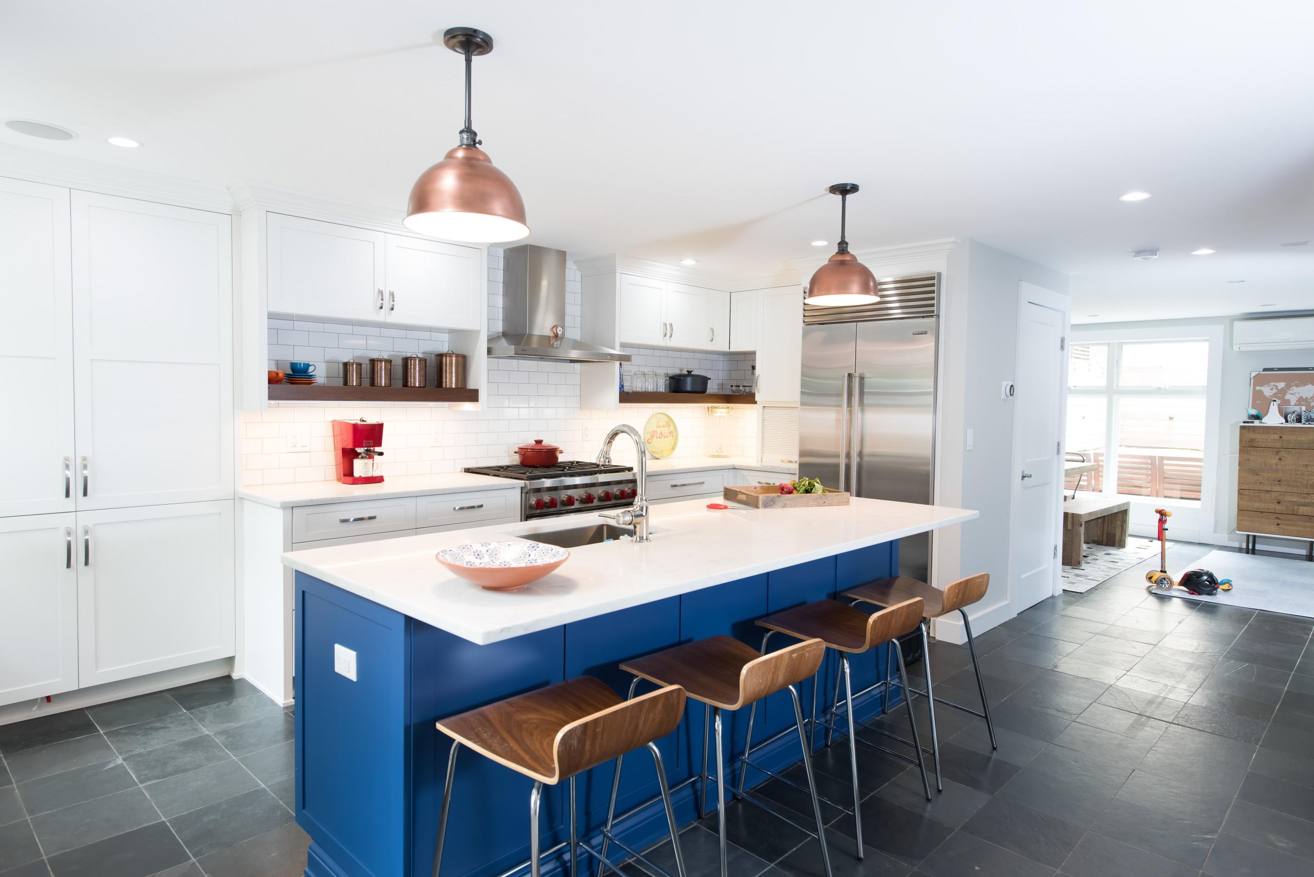 Park Avenue Hoboken - Kitchen Remodel