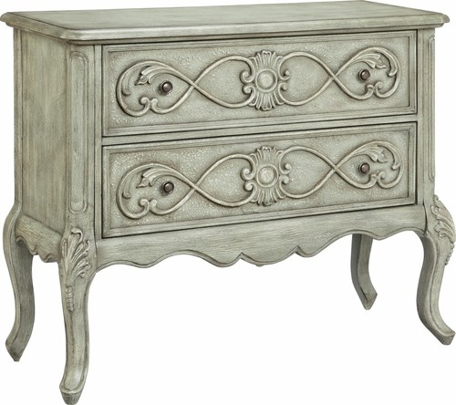 Rusler 2-Drawer Accent Chest
