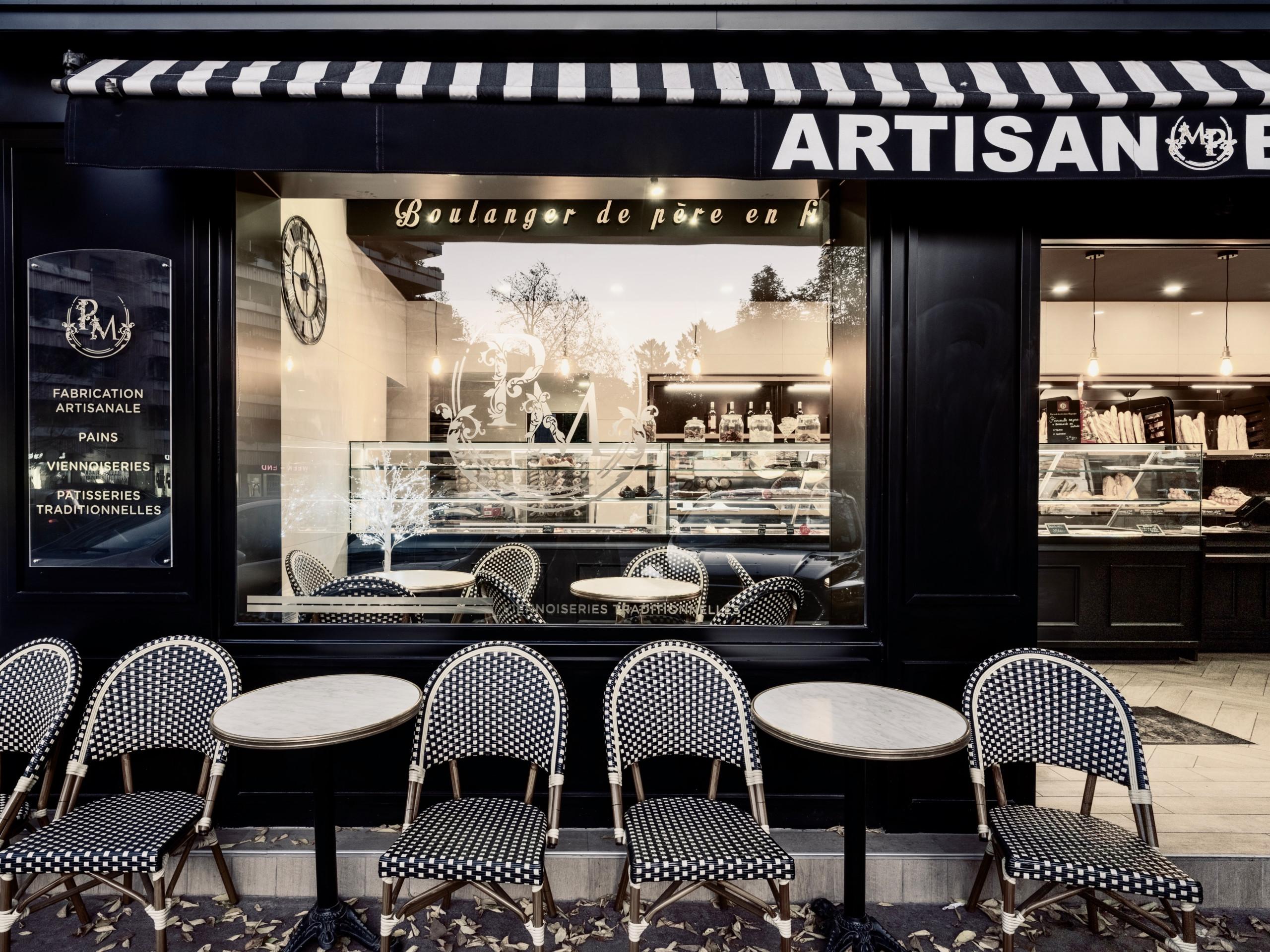 Rénovation d'une Boulangerie Familiale