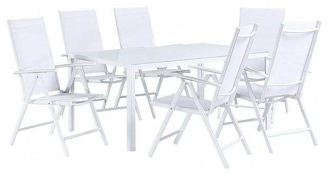 Catania 7-Piece Dining Set