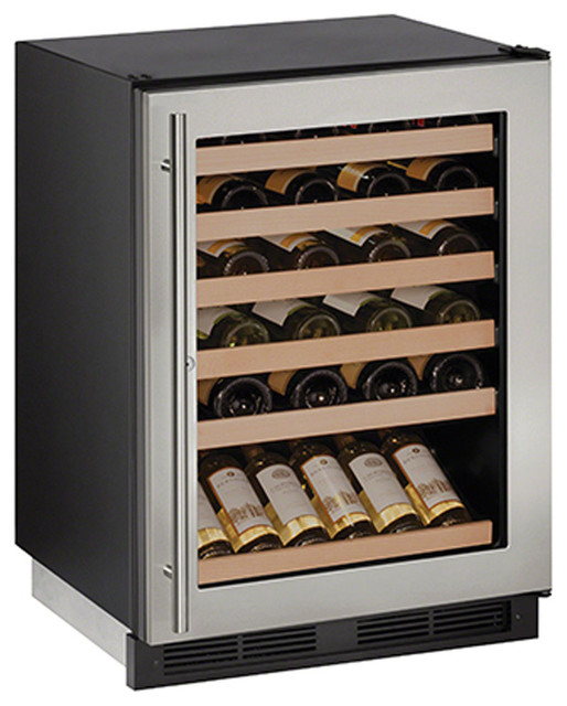 "U-Line U-1224wcs-13a, 24"" 1000 Series Wine Captain."