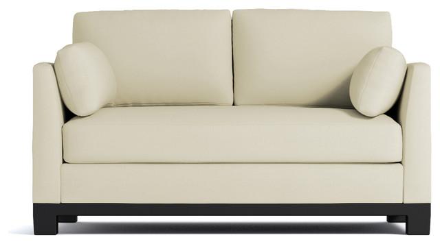 Apartment Size Sofa Lazboy Amanda Casual Sofa With Premier