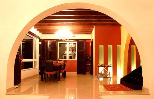 ADARC mediterranean dining room