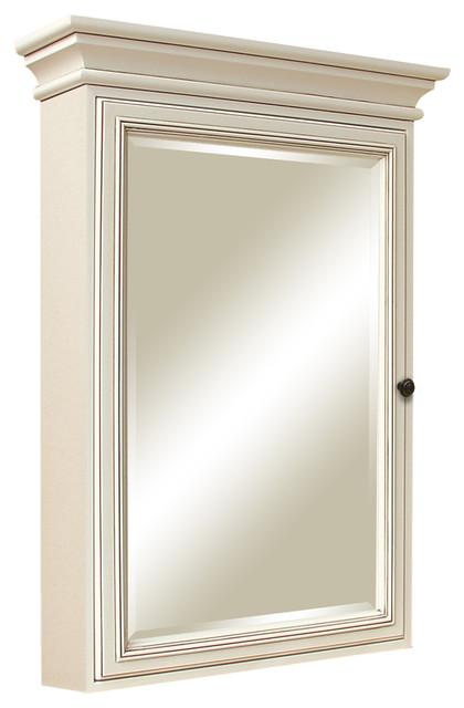 "Sanibel 25-1/8"" Mirrored Medicine Cabinet."