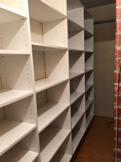 Coat and storage closets- Tryon, NC