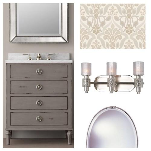 ISO Wallpaper Ideas For Half Bath
