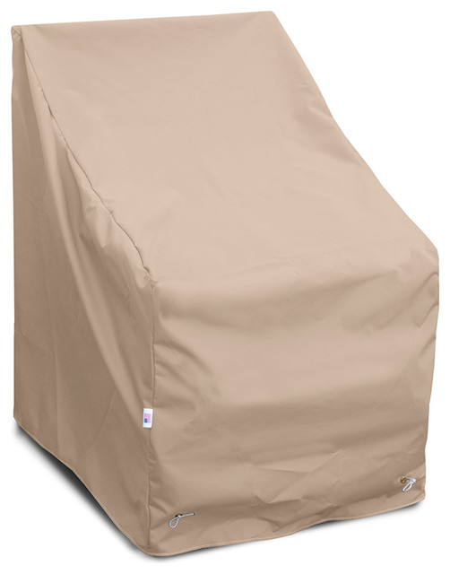 High Back Chair Cover Contemporary Outdoor Furniture Covers By Koverroos