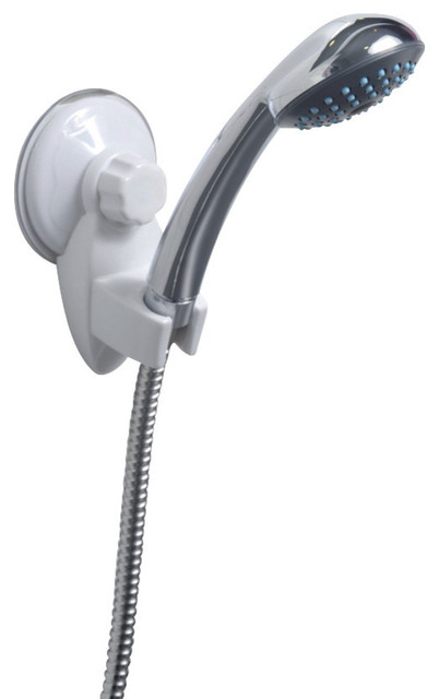 Bathroom Hand Held Suction Shower Head Bracket Suction