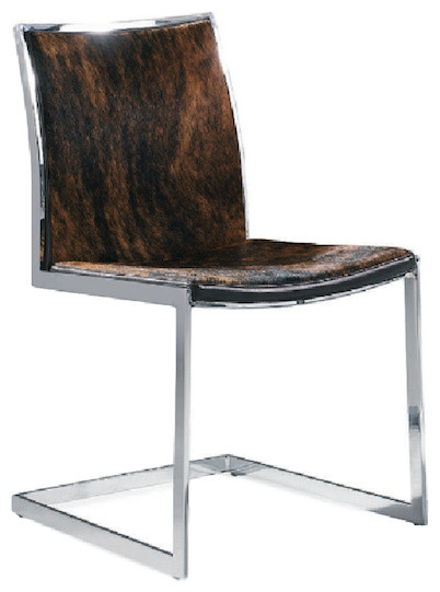 Cowhide Lunar Chair - View in Your Room!   Houzz