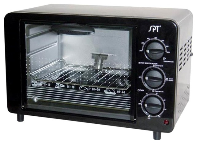 Spt Appliance Inc Stainless Steel Electric Oven With