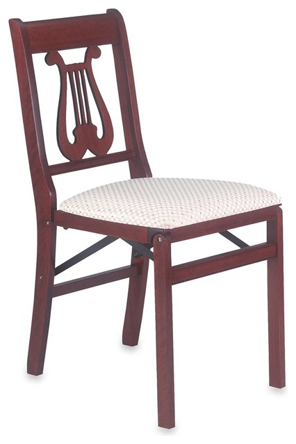 stakmore 0289 6h792 back folding chair set of 2