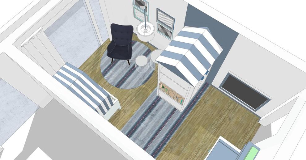 Visualisierung Babyzimmer Bild IX