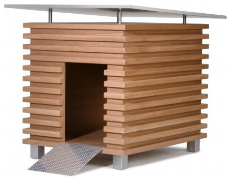 Chalet : luxury dog house