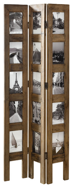 Standing Panel, Photo-Decorated, 5\