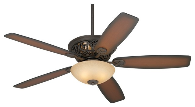 Traditional 56 Casa Brisbane Ceiling Fan With Scavo Gl Light Kit Fans By Lamps Plus