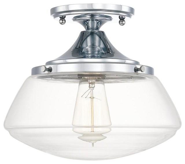 1-Light Ceiling.