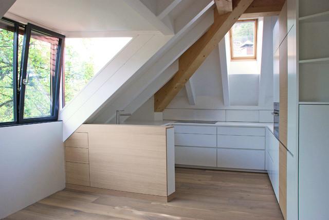 mansarde loft. Black Bedroom Furniture Sets. Home Design Ideas