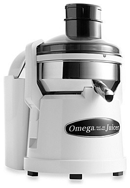 Omega Continuous Pulp-Ejection Juicer.