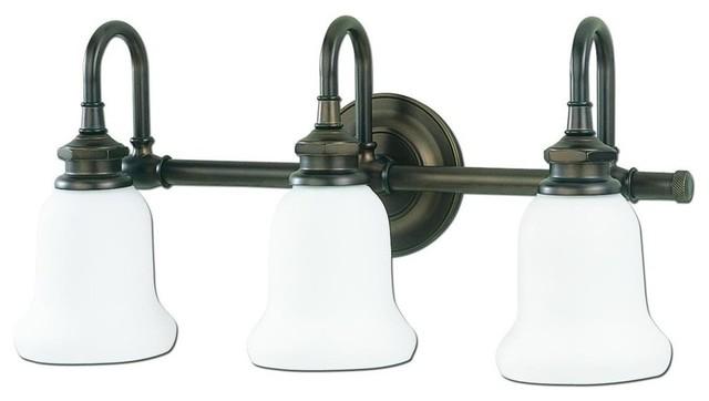 Avalon Polished Chrome Bathroom Vanity Ceiling Lights: 3803-PC Plymouth Bath Vanity Light, Polished Chrome
