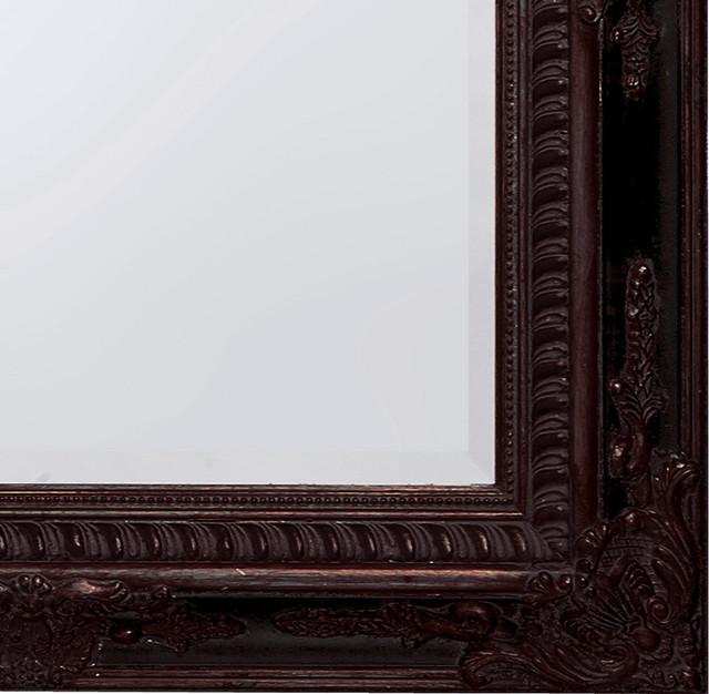 """Monaco Bronze Mirror 30""""x37""""."""