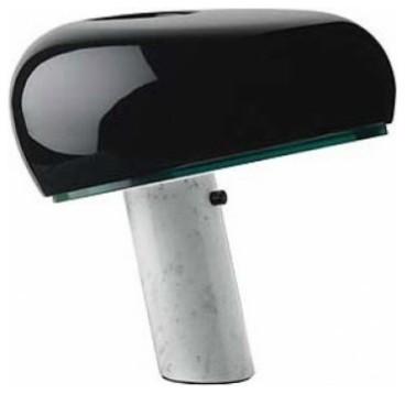 Flos, Snoopy Table Lamp.