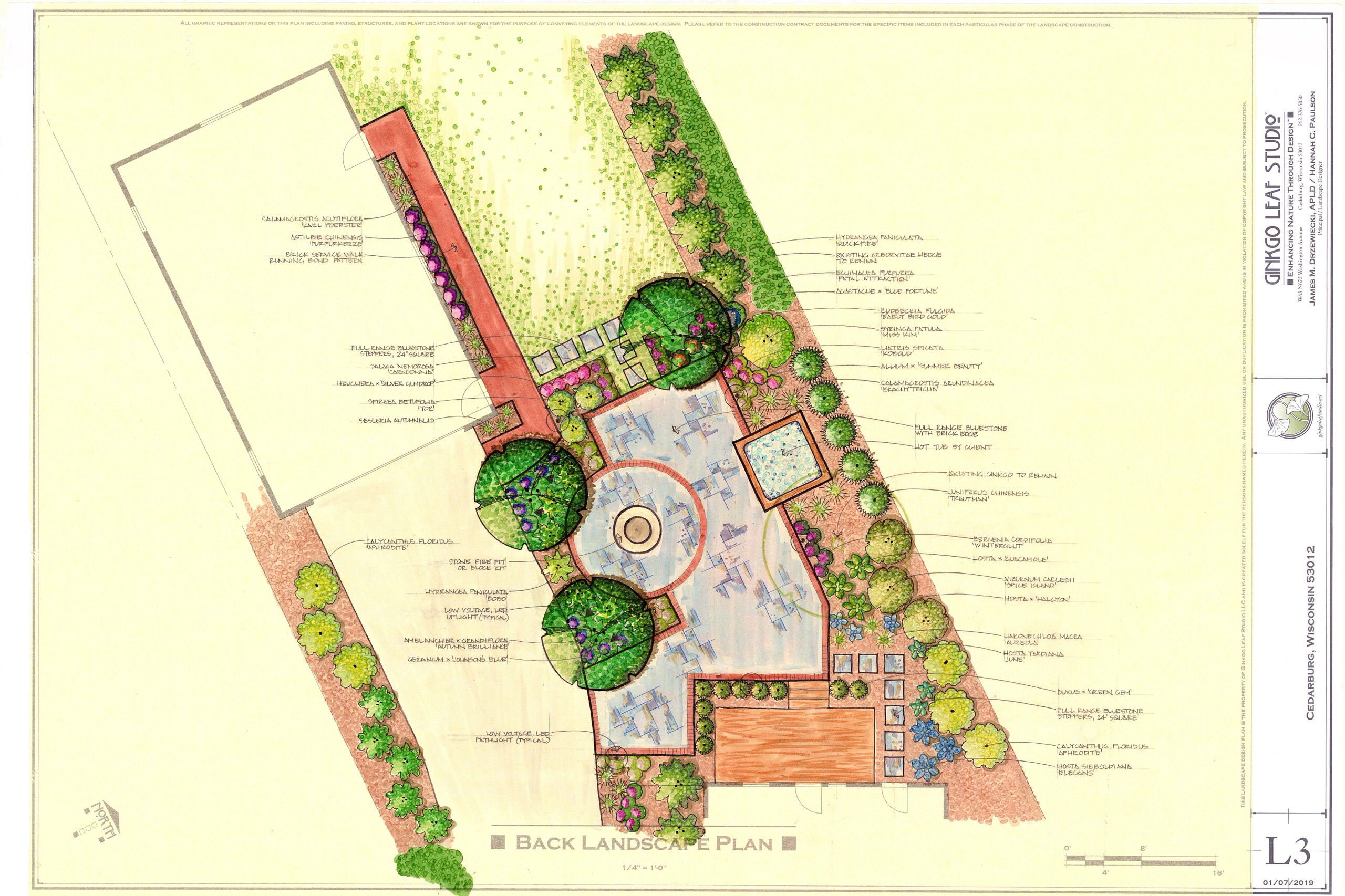 Traditional Landscape & Patio - Cedarburg