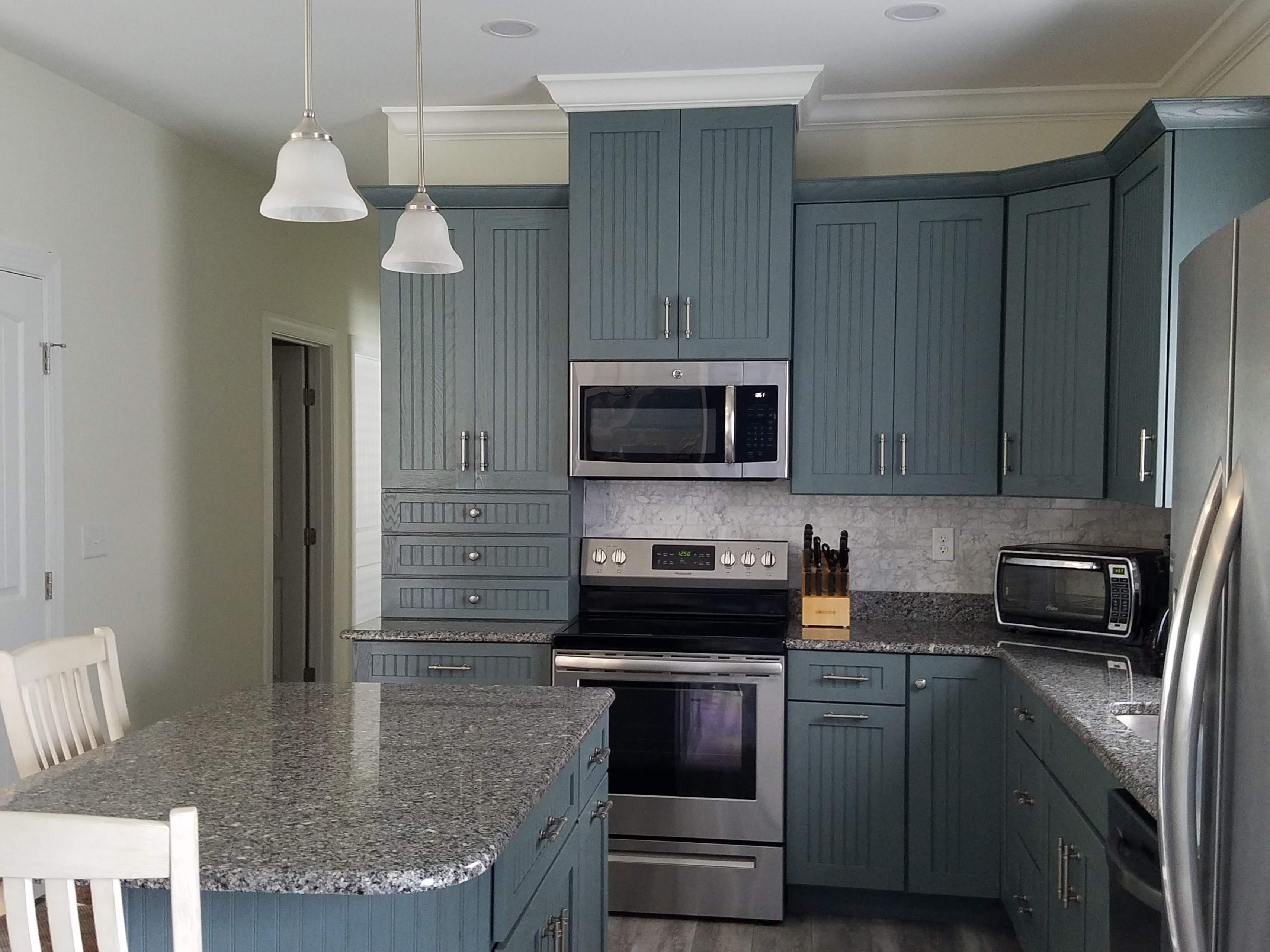 """""""I LOVE everything about my Kitchen!"""""""