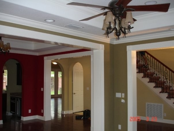 Crown Molding, Interior Trim U0026 Pillar Solutions Traditional