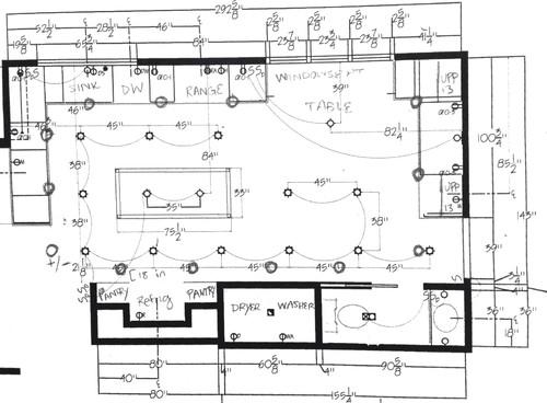 Help Kitchen Lighting PlacementPlanRecessed Lighting Advice
