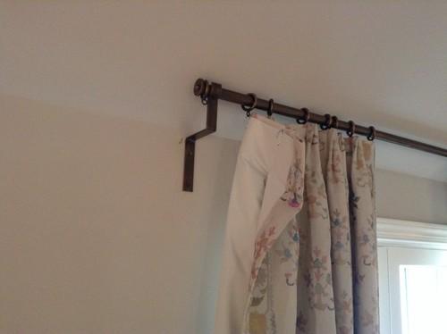 Angled Slanted Sloped Ceiling Closet Ideas Tropical Closetmaid Bracket Ing Rod