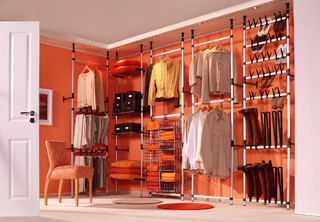 Closet Storage Solutions for Clothes, Bags and Shoes from Ruco.jpg modern-closet-organizers