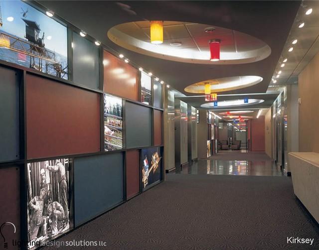 Corporate Interiors transitional
