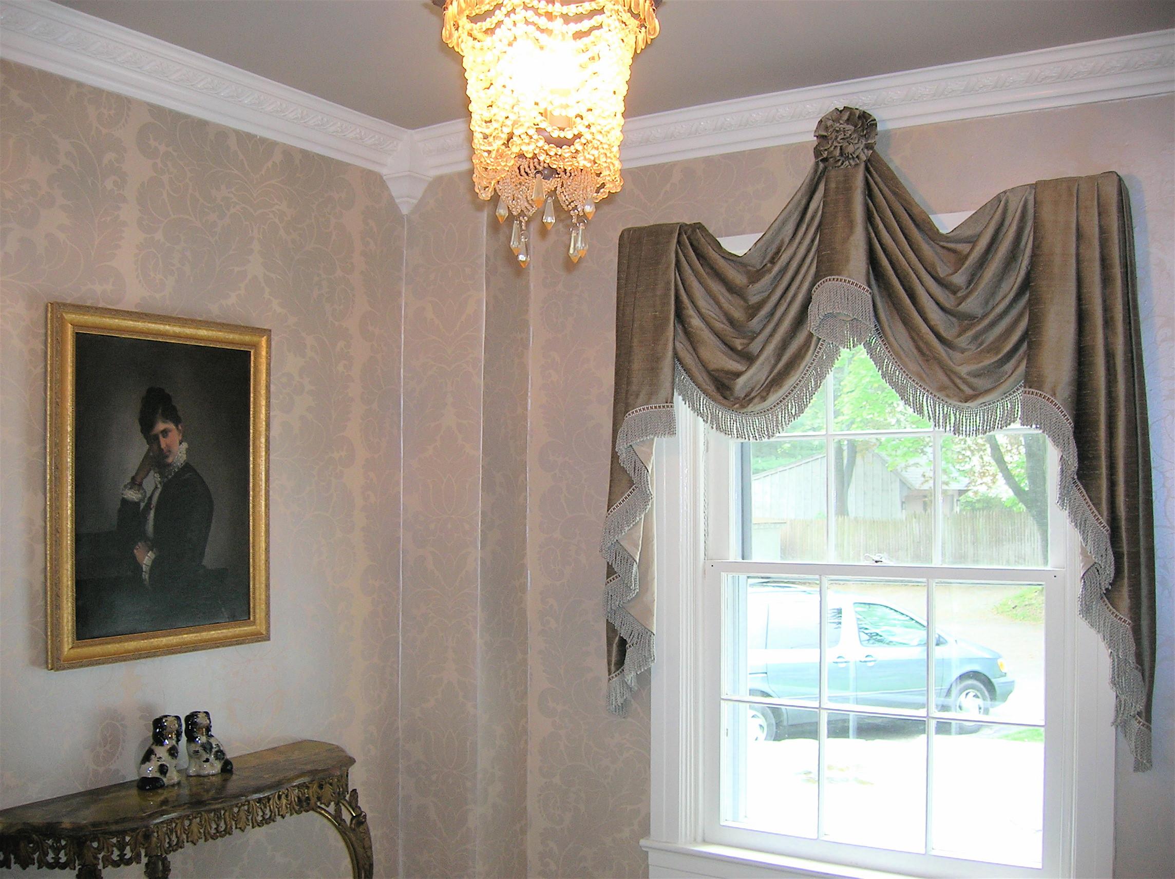 Foyer Window Treatments Houzz