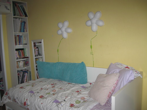 Design chalenge a room for a baby boy and 8 year old girl for 8 year old girl bedroom