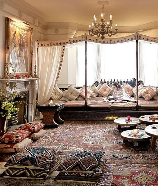 Arabic Living Rooms - Majlis - my favorite designs ...