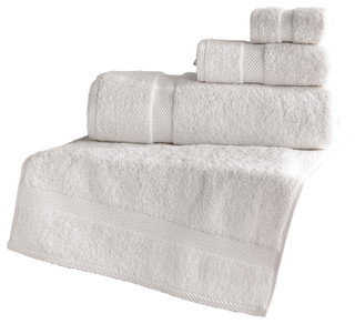 Hotel Collection White 6-Piece Towel Set