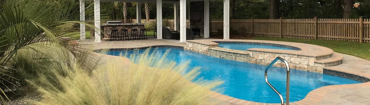 Ocean Blue Pools And Spas Wilmington Nc Us 28403