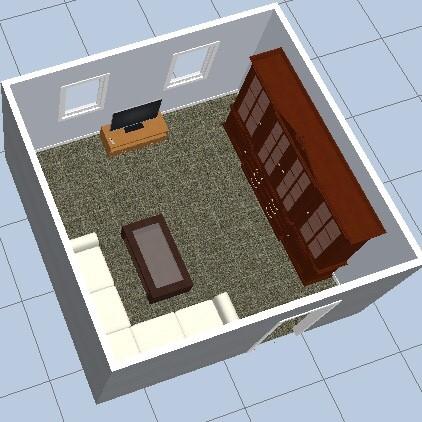 Alten Wohnzimmerschrank Modern Integrieren