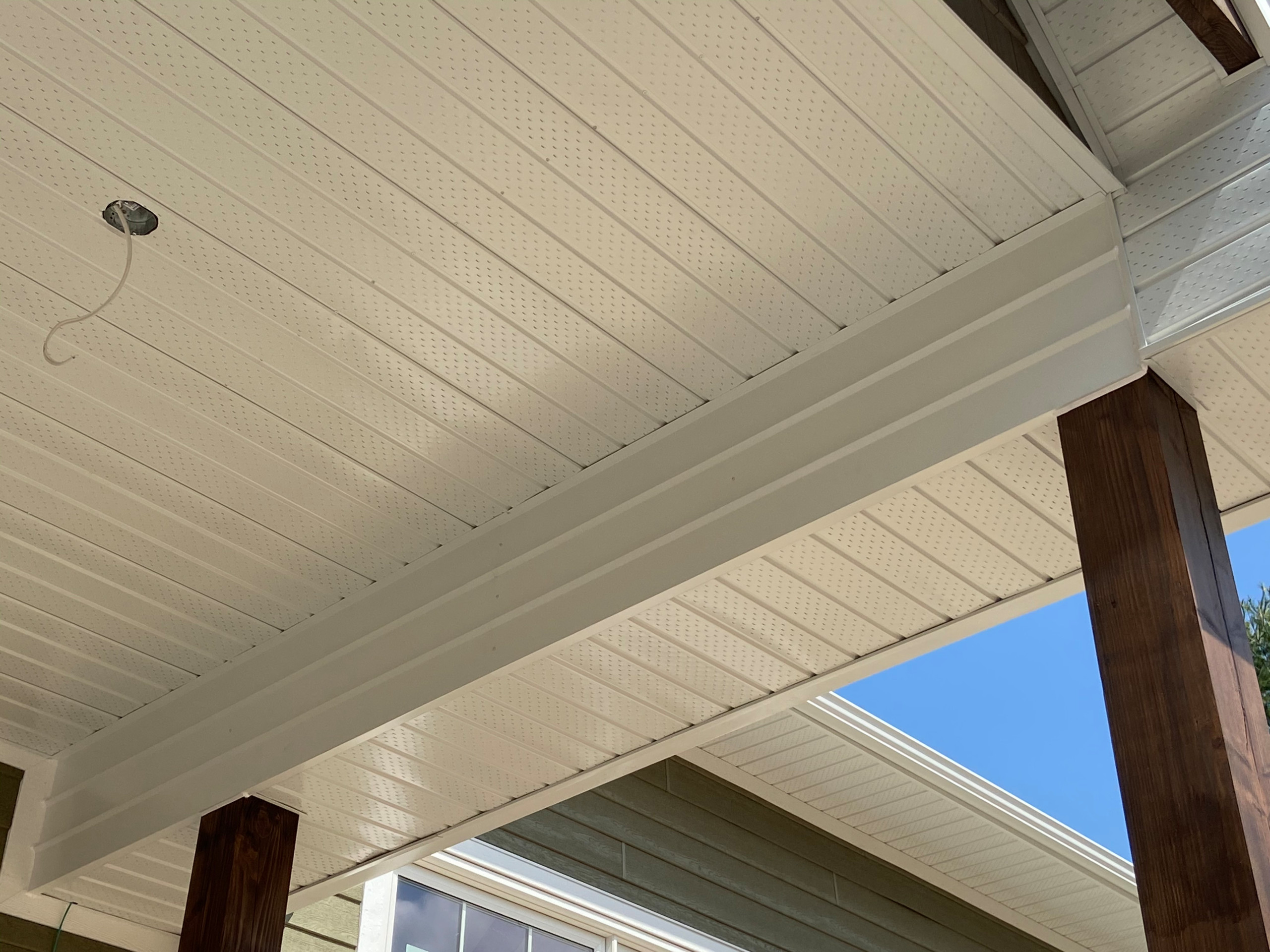 Siding, Soffit, Fascia and eavestrough