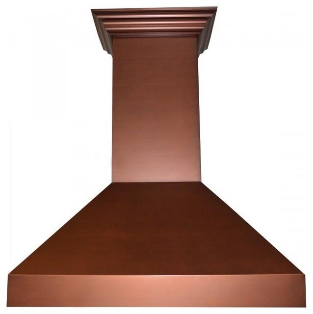 """ZLINE Designer Series Wall Mount Range Hood (8597C), 36"""""""