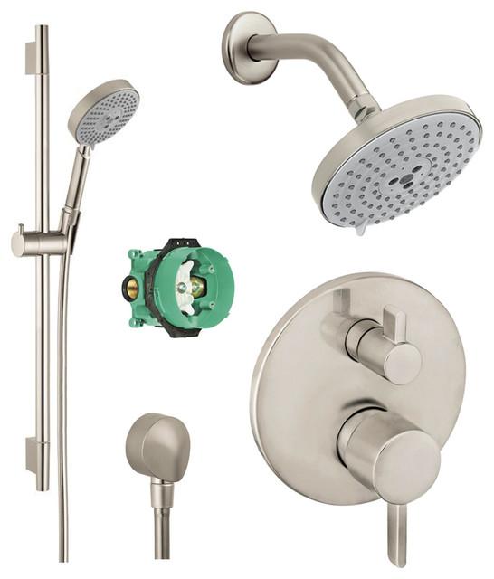 Fantastic Shower Head And Body Spray Kits Photos - Bathtub for ...